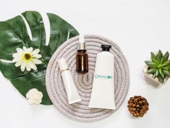 atelier cosmétique diy soin du visage crème sérum gommage Ophylor