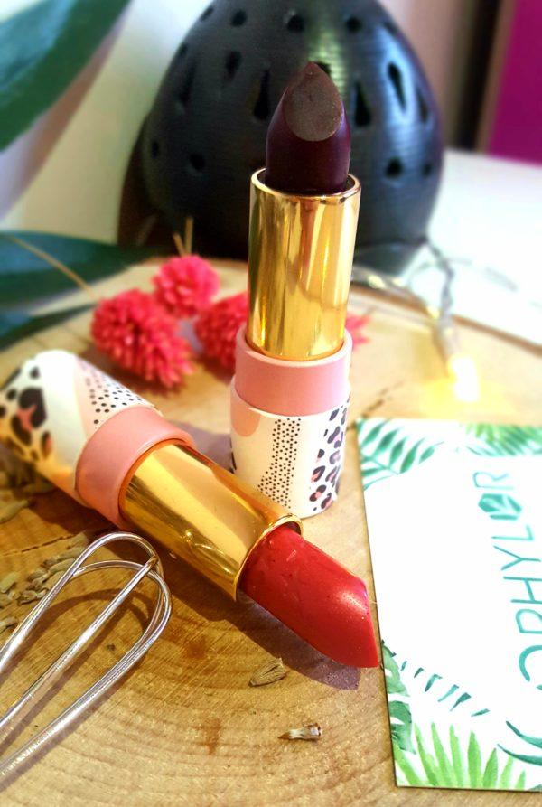 Ophylor_création de rouge à lèvres_Atelier cosmétique DIY Paris