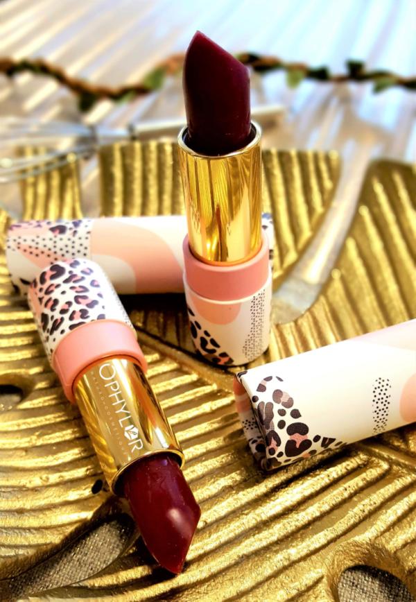 Ophylor Rouge à lèvres Atelier cosmétique DIY maquillage soin des lèvres