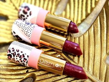Rouge à lèvres Ophylor Atelier cosmétique DIY maquillage soin des lèvres